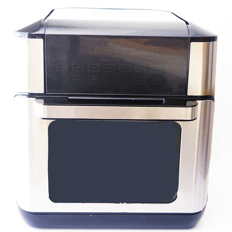 Popular air fryer questions - What Are The Best Toaster Oven Air Fryers - Image of a toaster oven air fryer