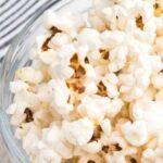 Air Fryer Popcorn