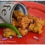 Air Fryer Chickpea Fritters